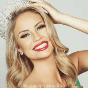 Miss California Cassadra Kunze