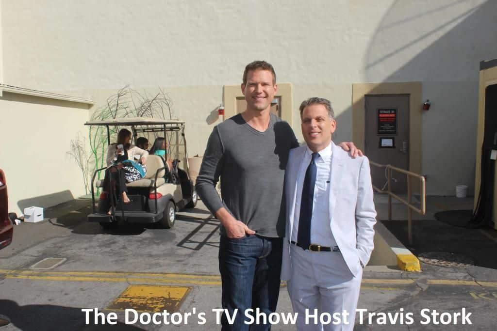 Doctors Show Host Travis Stork 1
