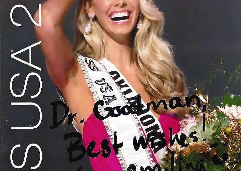Miss USA 2017 Olivia Jordan