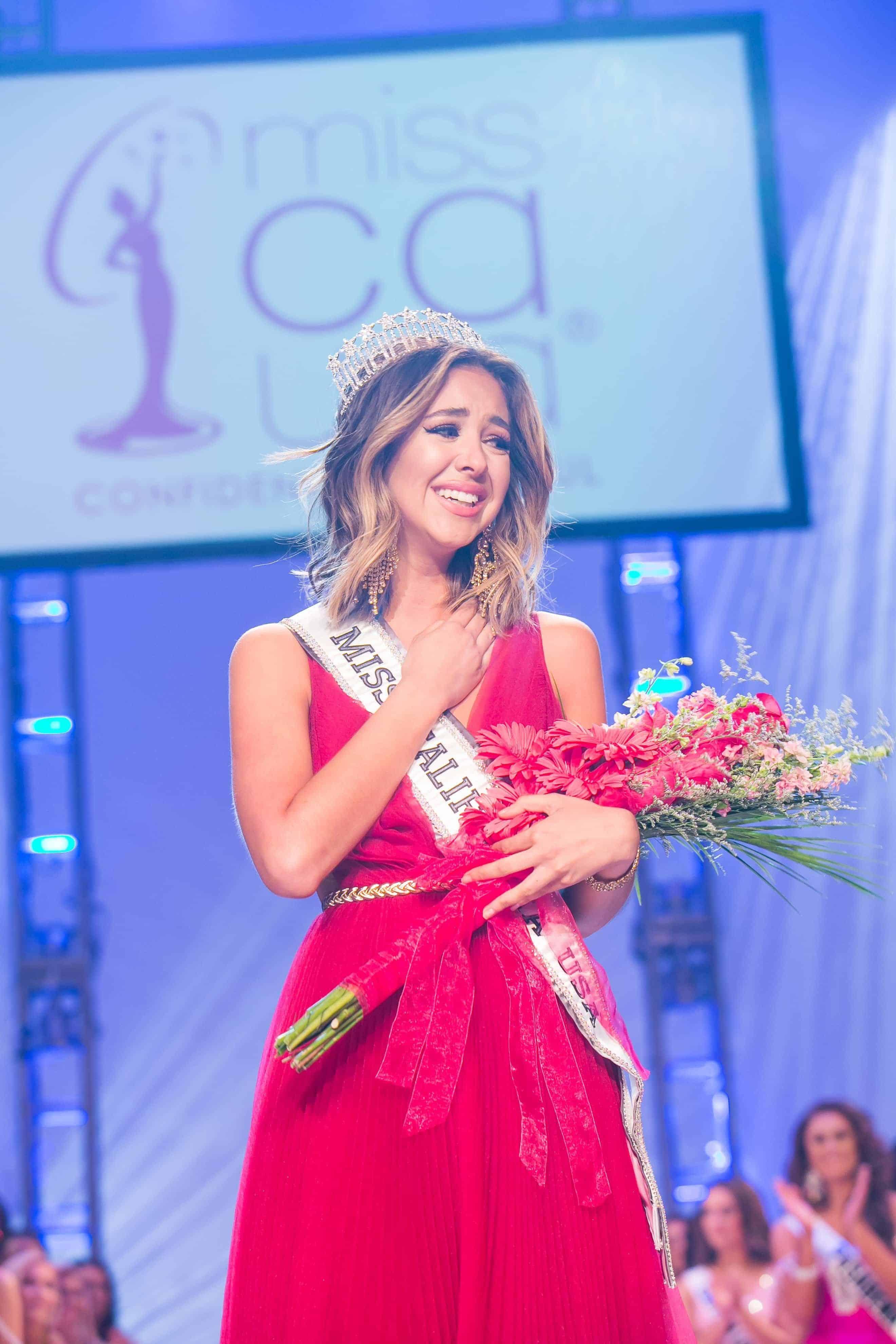 Nadia Mejia Miss CA USA 2016