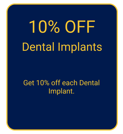 Dental Implants Coupon Large